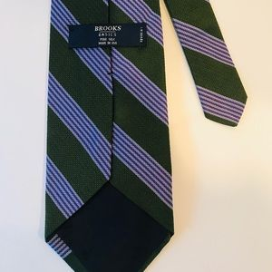 Brooks Brothers BROOKS Basics Pure Silk Tie